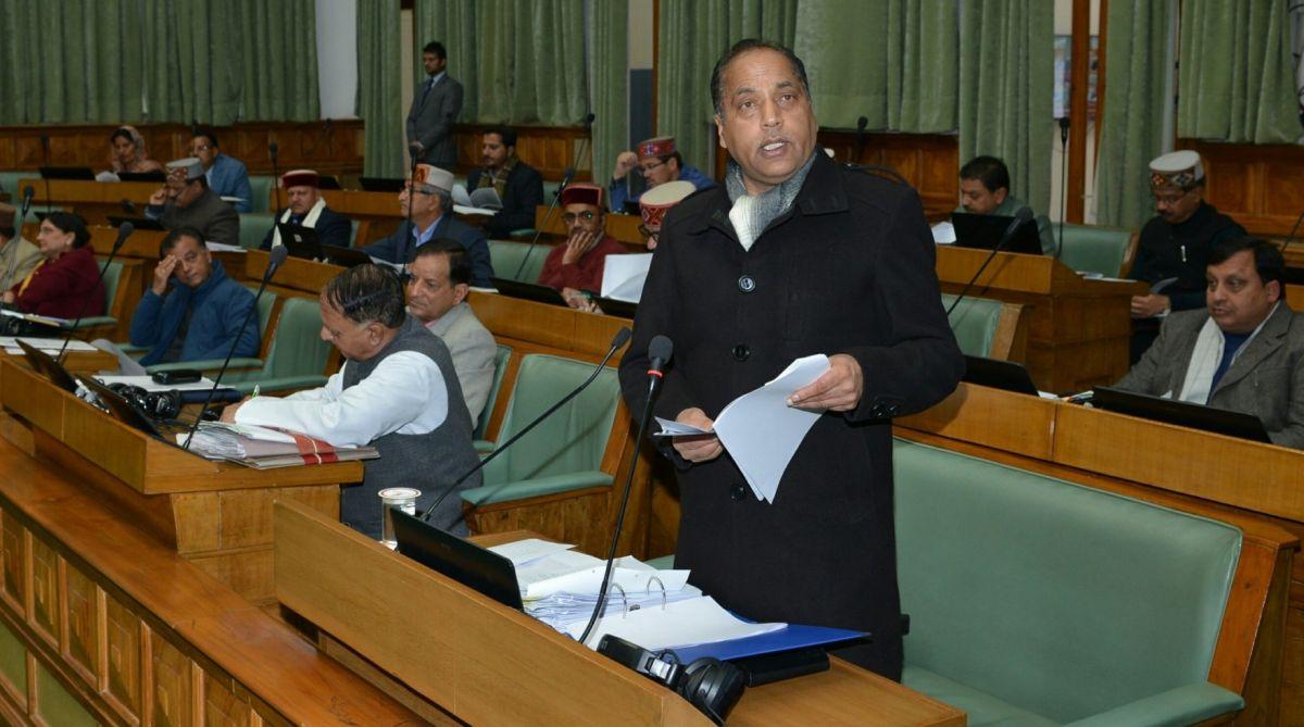 Pulwama terror attack, Terror attack, J-K terror attack, Himachal Assembly, Kangra, Jai Ram Thakur