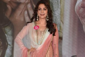 Grateful that people still accept me with open arms: Juhi Chawla