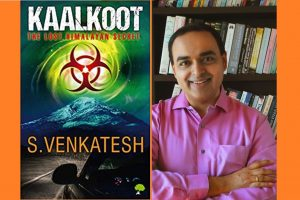 Inspired by travel, fascinated by philosophy and history: KalKoot author S Venkatesh