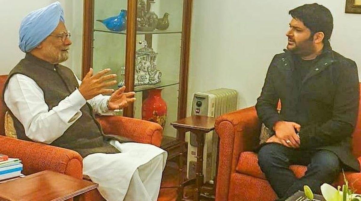 Kapil Sharma, Manmohan Singh bond over Amritsari roots