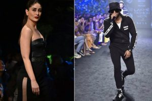 Lakme Fashion Week 2019: Ranveer Singh raps, Kareena Kapoor goes glam