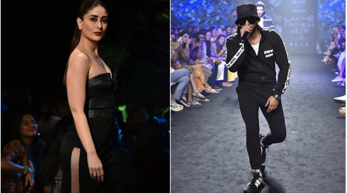 Lakme Fashion Week 2019, Lakme Fashion Week, Kareena Kapoor Khan, Ranveer Singh, Gully Boy