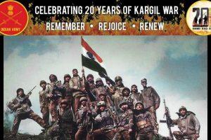 20 years of Kargil: 2019 Kargil Vijay Diwas calendar will give you goosebumps