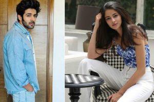 Kartik Aaryan and Ananya Panday's Instagram banter is hard to miss!
