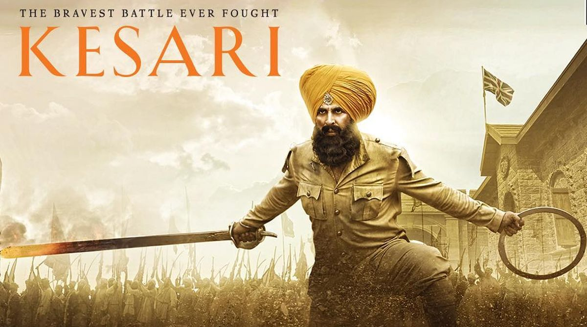 Akshay Kumar's Kesari, which released on Holi on 21 March, has been leaked online