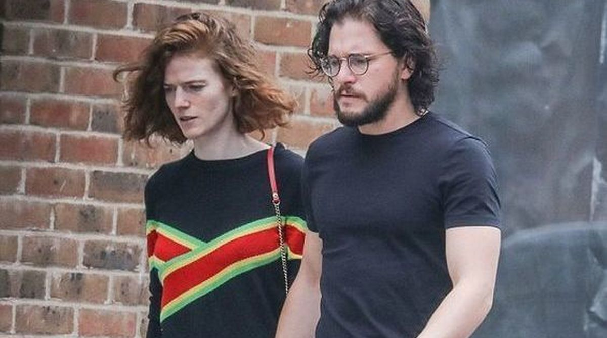 Rose Leslie was 'upset' with Kit Harington after knowing the ending of Game of Thrones