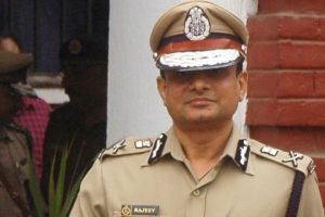Kolkata police chief Rajeev Kumar in Shillong to face CBI questions
