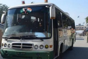 Cross-LoC bus service resumes amid tension between India and Pakistan