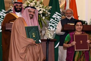Ready to share intelligence, cooperate with India to eliminate terrorism: Saudi Crown Prince