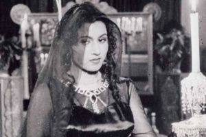 This Greek song is dedicated to Madhubala and her ethereal beauty