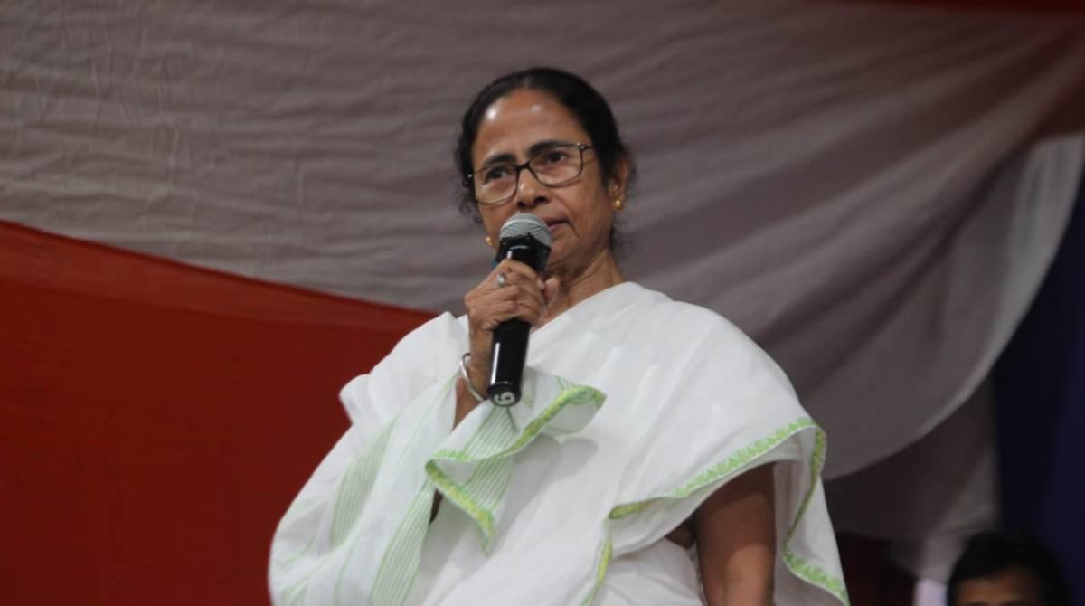 Mamata Banerjee, Dharna, Kolkata Police Commissioner, West Bengal