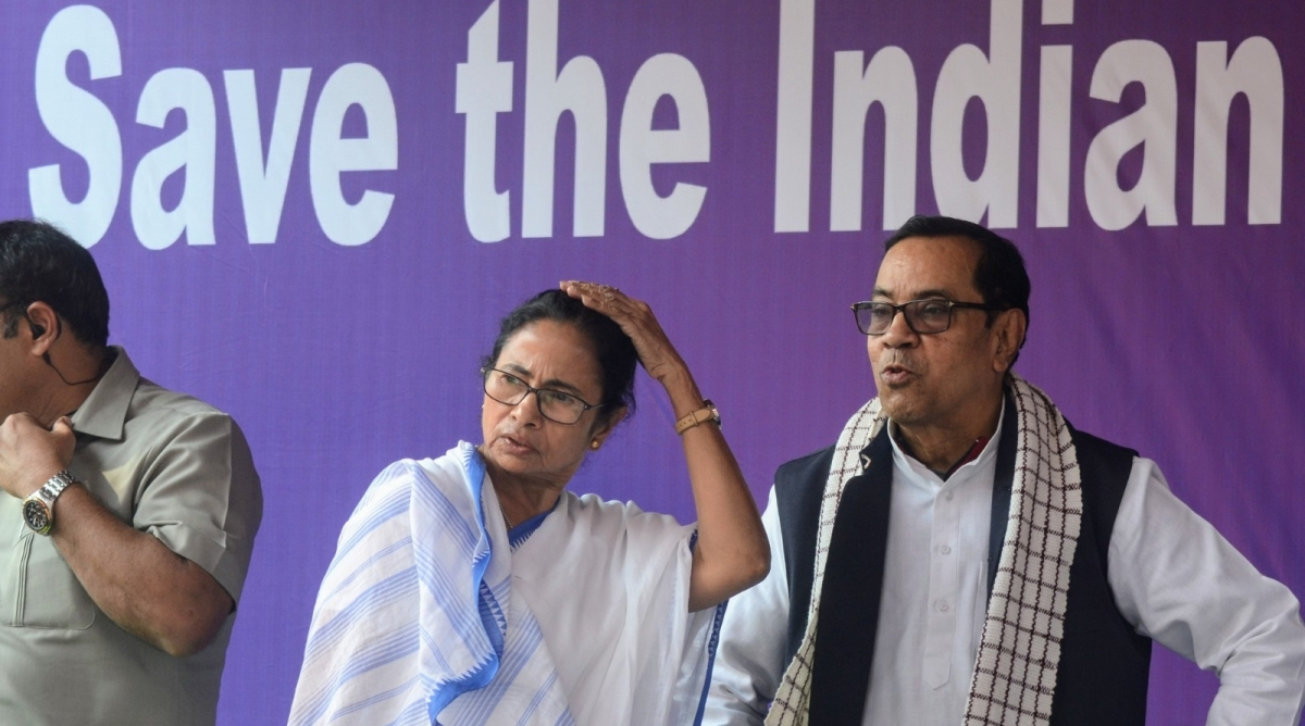 CBI, Kolkata Police, Mamata Banerjee, Farmers, Protest venue, PM Modi