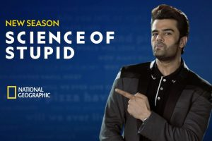 Science of stupid: Maniesh Paul is all set to decode the science behind most bizarre and viral misadventures
