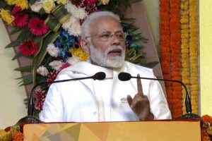 PM Modi addresses Swachh Shakti 2019 programme, launches developmental projects in Kurukshetra
