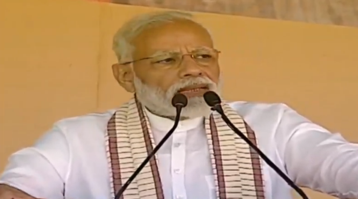 We must take care of family members of martyrs: PM Modi in Jharkhand