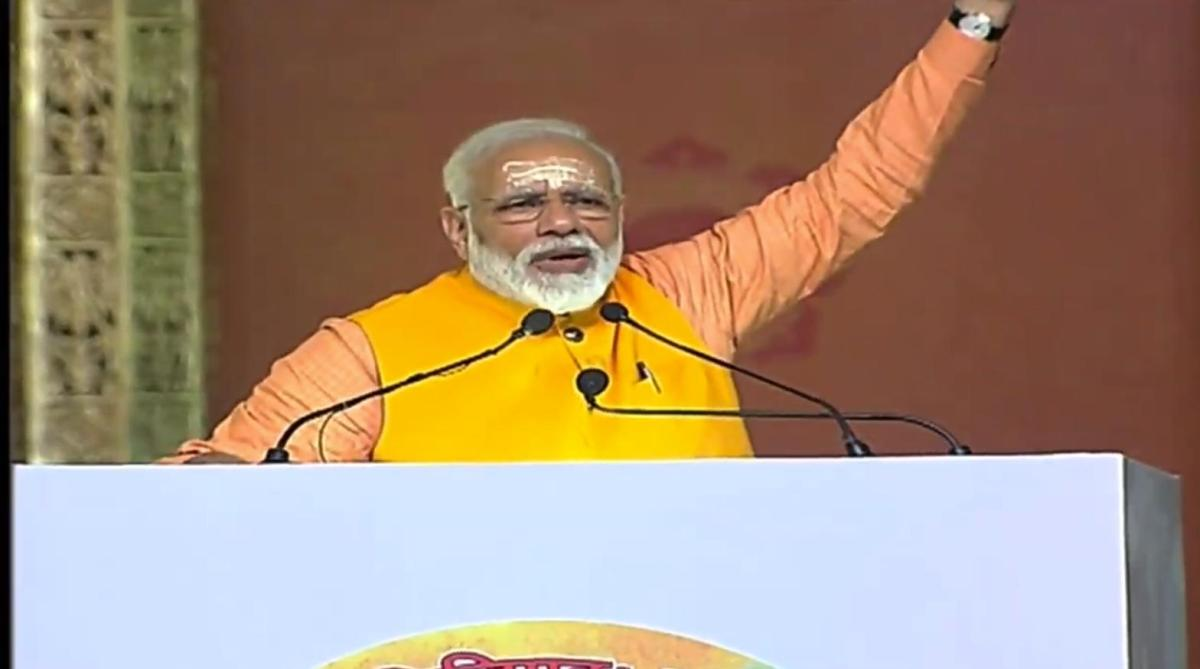 PM Modi, Sangam, Kumbh Mela, Sanitation workers