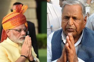 Mulayam Singh Yadav says he wants to see Narendra Modi as Prime Minister again