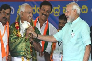 IAF airstrikes will help BJP win 22 of 28 LS seats in Karnataka: BS Yeddyurappa