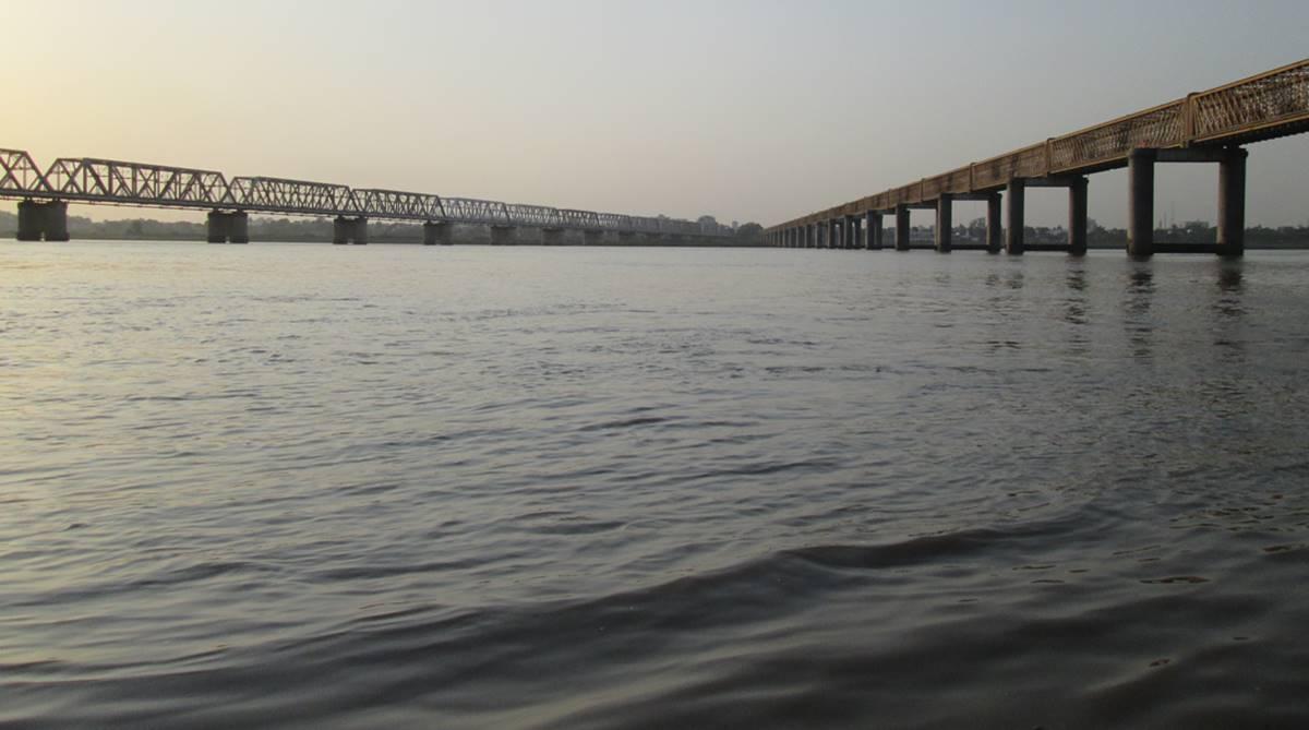 Narmada water, Narmada water contamination, Narmada river, Gujarat, Gujarat government, seismic activity, Narmada fish death, fish death, Sardar Sarovar Narmada Nigam Limited, SSNNL, Rohit Prajapati, Narmada dam earthquake