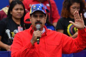 Nicolas Maduro vows to defend Venezuela
