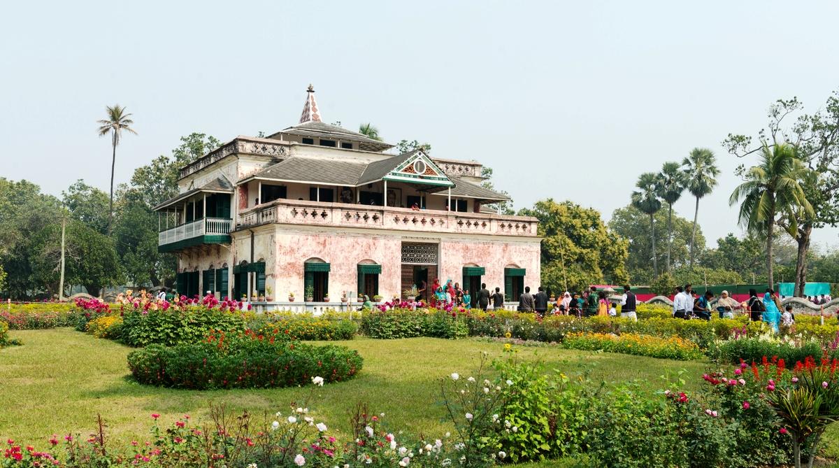 Centenary of the Nest~II, Visva-Bharati, Mahatma Gandhi, Santiniketan, Nandalal Bose, Asit Kumar Haldar