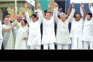 Alliances the key as polls approach