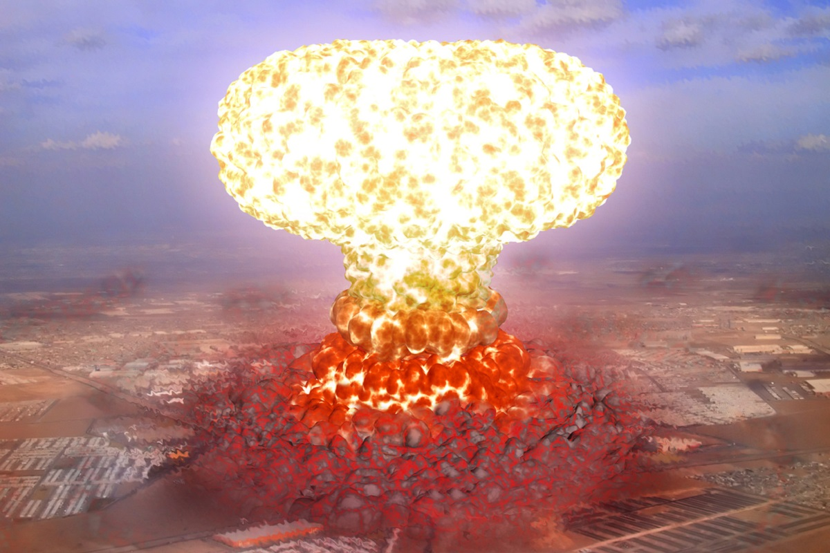 The world will be better off without nuclear weapons, Eric Schlosser, India, Pakistan, Hiroshima, Carte Blanche