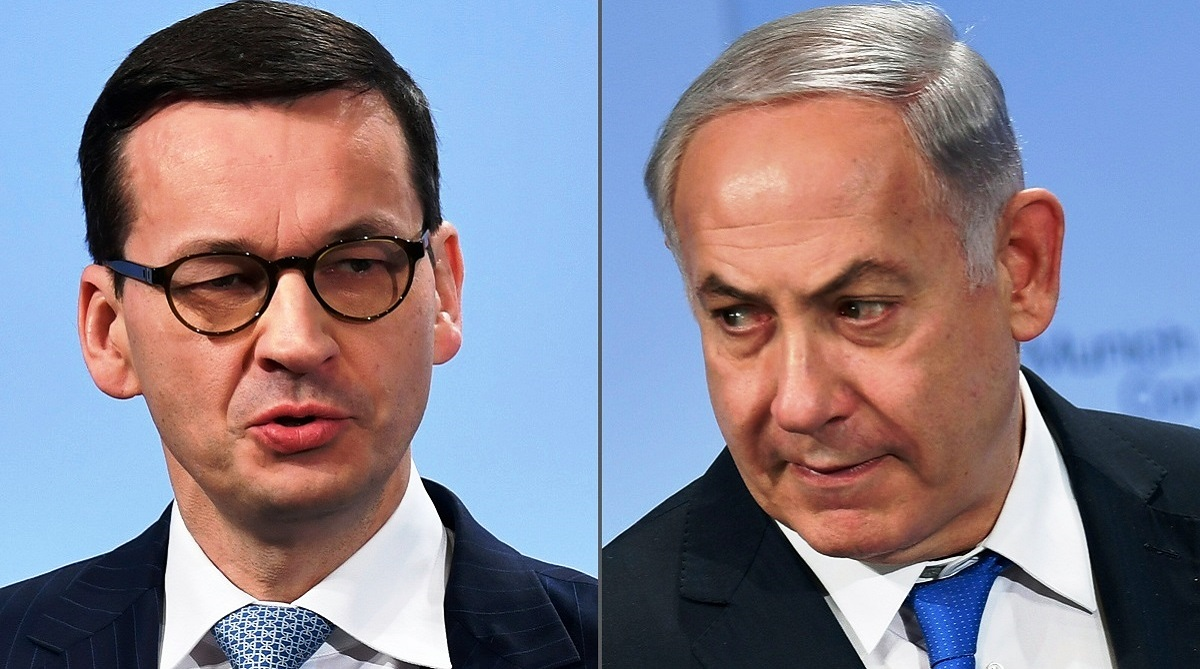 Holocaust and all that, Middle East, Jerusalem, Holocaust, Poland, Israel, Mateusz Morawiecki
