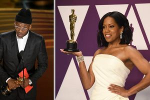 Oscars 2019: Mahershala Ali, Regina King get Academy Awards for best supporting roles