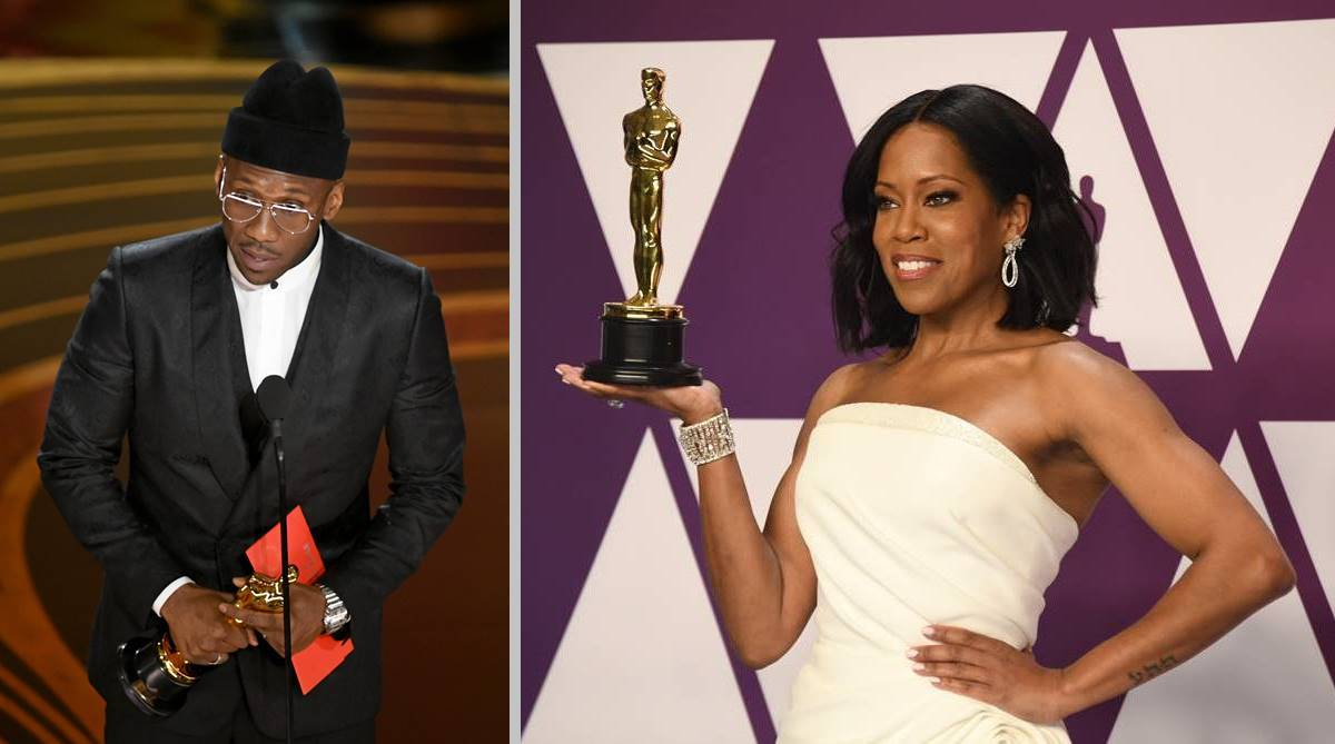 Oscars 2019, Oscars, Academy Awards 2019, Academy Awards, Best Supporting Actor, Best Supporting Actress, Mahershala Ali, Regina King