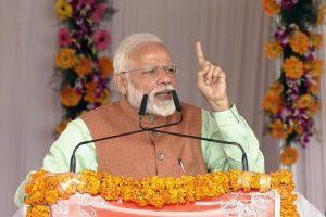 PM Modi rolls out PM-KISAN from Gorakhpur, slams opposition over farmer issues