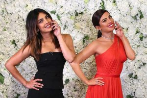 Priyanka Chopra unveils her wax statue at Madame Tussauds New York