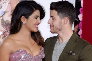 Priyanka Chopra and Nick Jonas attend Isn't It Romantic? world premiere | See videos