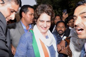 Priyanka Gandhi holds marathon meetings with Congress leaders from UP East
