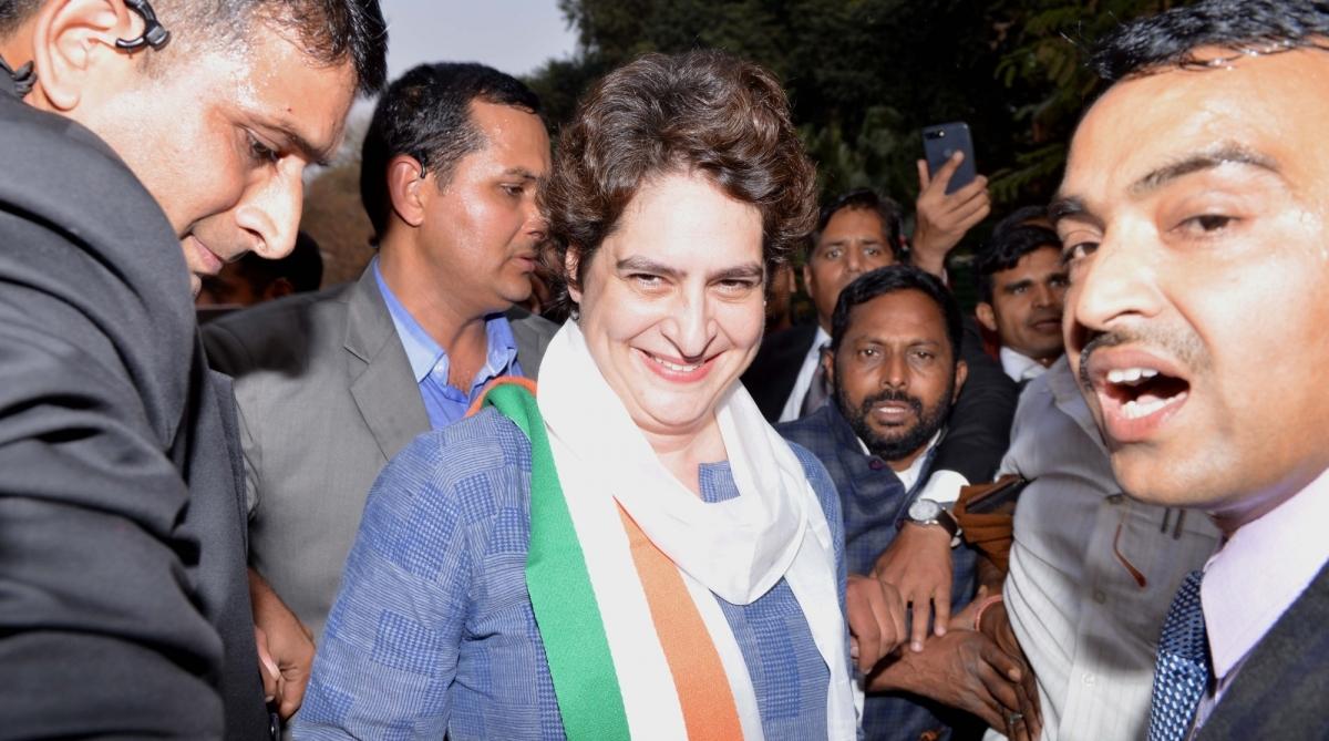 Priyanka Gandhi, Marathon meetings, Congress, UP East