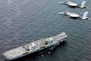 UK to send largest, most powerful aircraft carrier to Pacific on first operational mission