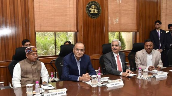 Ahead of elections, RBI board approves Rs 28000 crore interim dividend to government