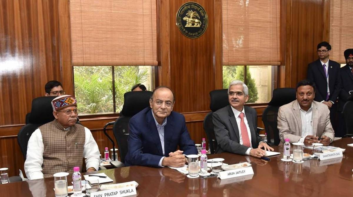 RBI board, RBI central board, Rs 28000 crore, interim dividend, NDA government, Lok Sabha elections 2019, Shaktikanta Das, Arun Jaitley,