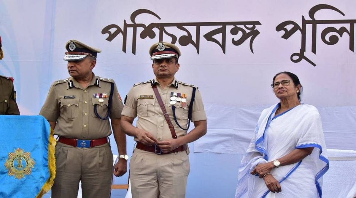 Rajeev Kumar, Kolkata Police commissioner, Home department, West Bengal, EC meet, ECI, Mamata Banerjee, CBI-police face-off, Lok Sabha Elections 2019