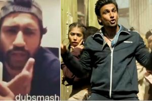 Vicky Kaushal's 'Mere Gully Mein' is full of josh | See video