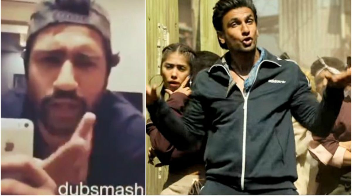 Vicky Kaushal's 'Mere Gully Mein' is full of josh   See video