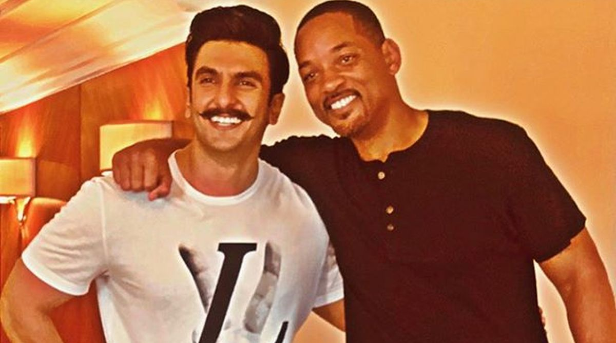 Salaam bade bhai: Ranveer Singh reacts to Will Smith's praises for Gully Boy