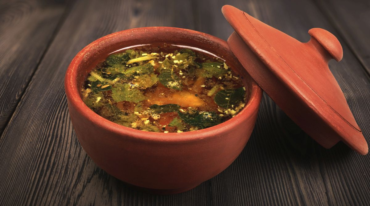 How to make Rasam, a traditional South Indian appetiser