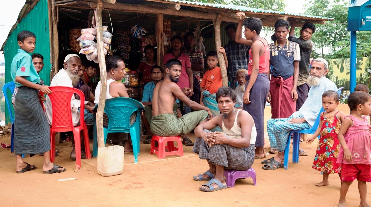 Assam, Rohingya Muslims, Tripura, Railway Protection Force, Dharmanagar Railway Station, Agartala, Border Security Force, BSF, Bangladesh