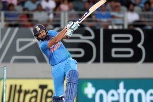 India vs New Zealand, 2nd T20I: Rohit Sharma breaks records in Auckland