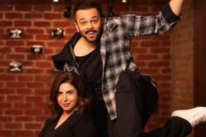Rohit Shetty, Farah Khan team up for action-comedy