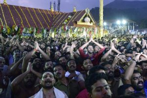 Sabarimala: Pandalam royal family lashes out at Devaswom Board, LDF govt