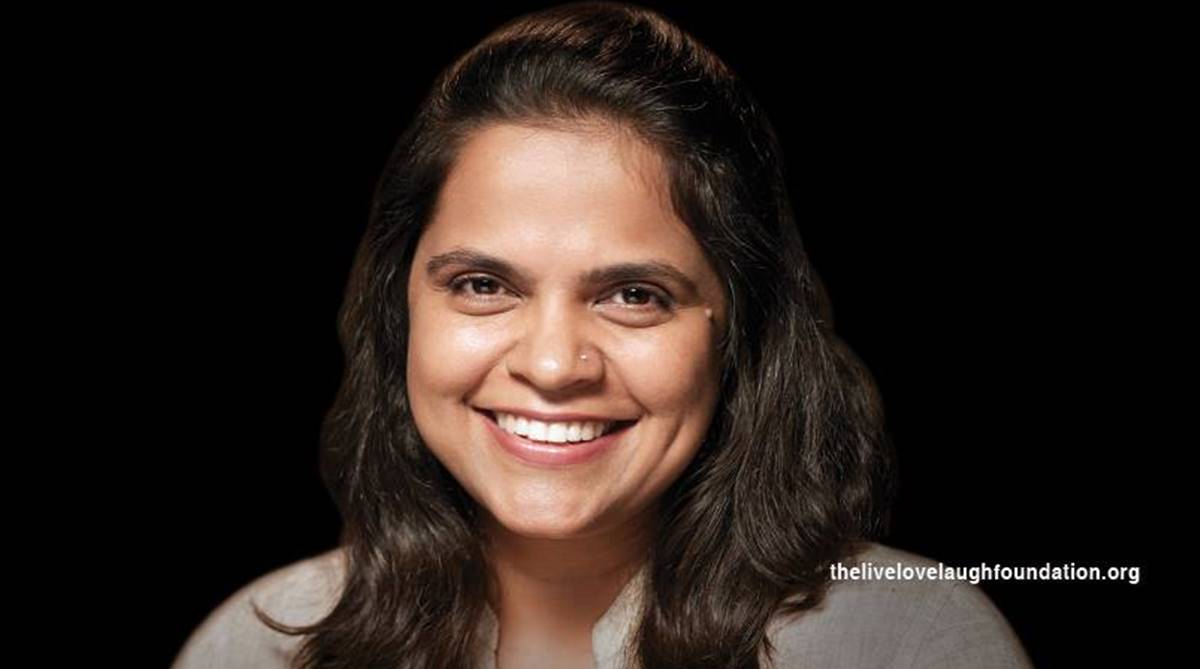 Spend a lot of time with yourself: Sandhya Menon's message for mental illness patients