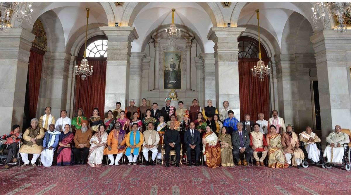 Sangeet Natak Akademi Awards, complete list, President Ram Nath Kovind, Music, Dance, Theatre