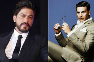 Here's why Shah Rukh Khan won't work with Akshay Kumar